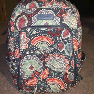 hardly used vera bradley backpack